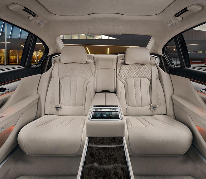 BMW 7 Series Amadeus Worldwide
