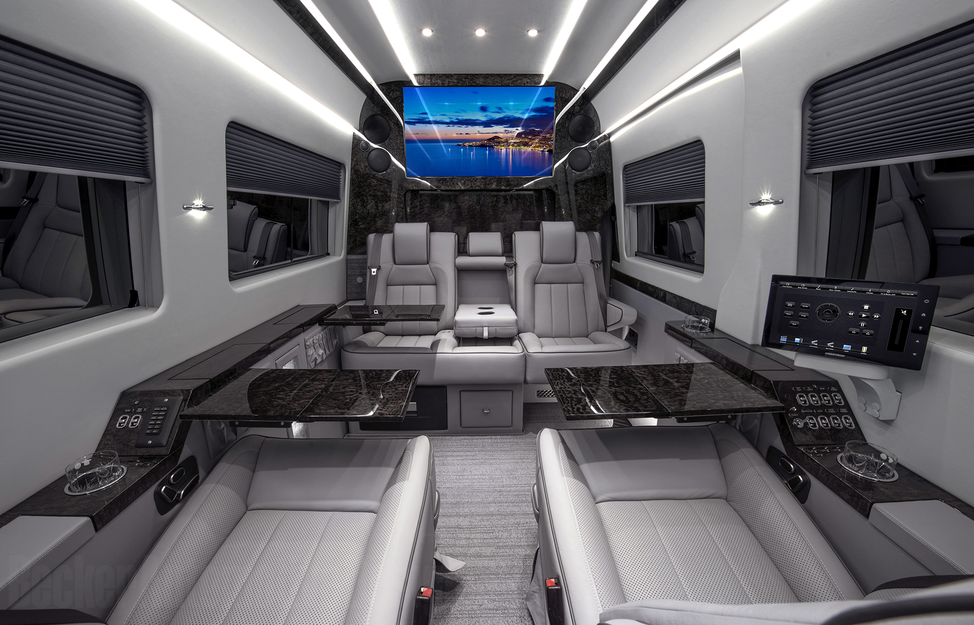 Mercedes Sprinter Luxury Amadeus Worldwide